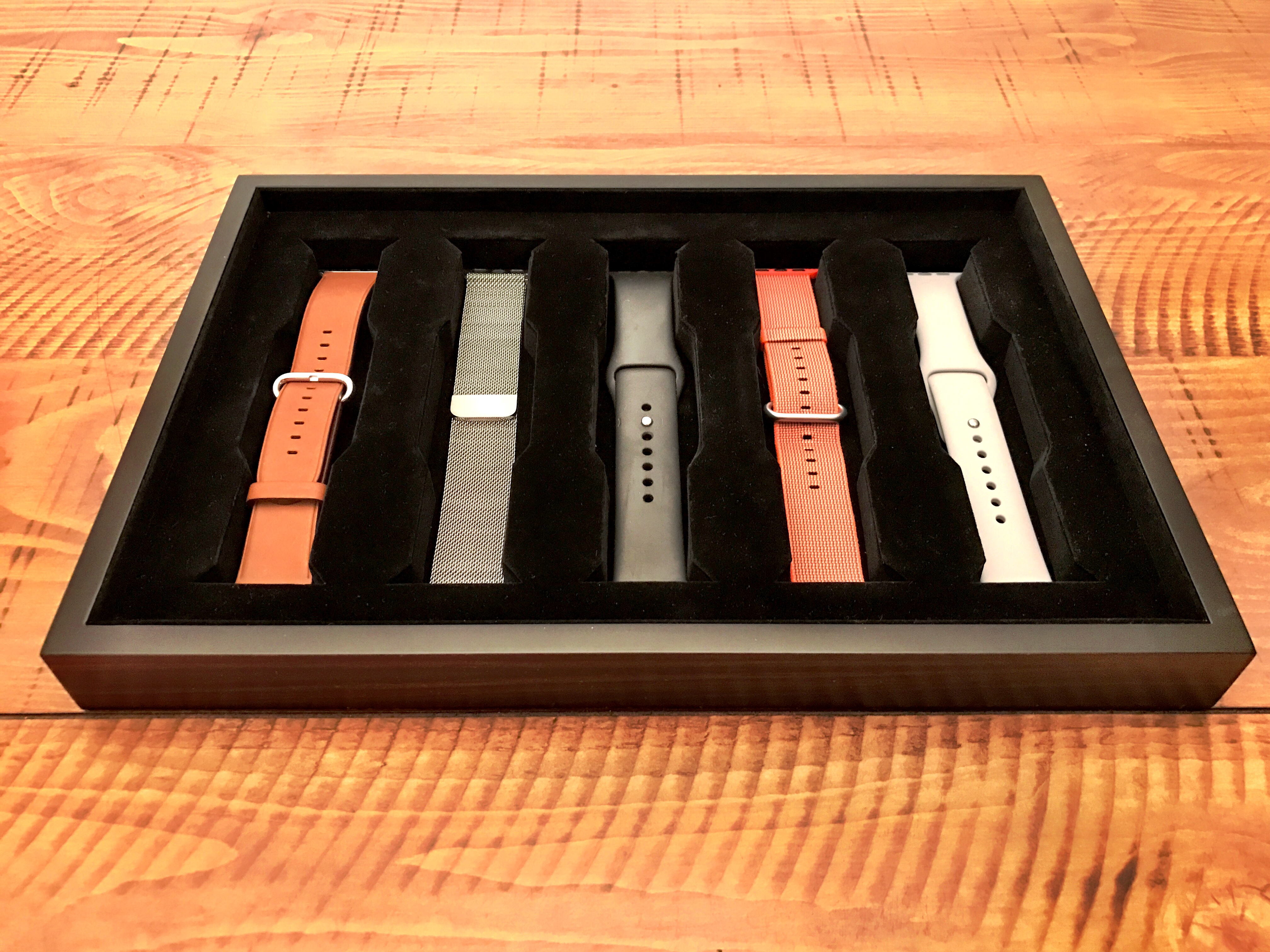 Bands, Cases & Storage Solutions – Designed for Apple Watch
