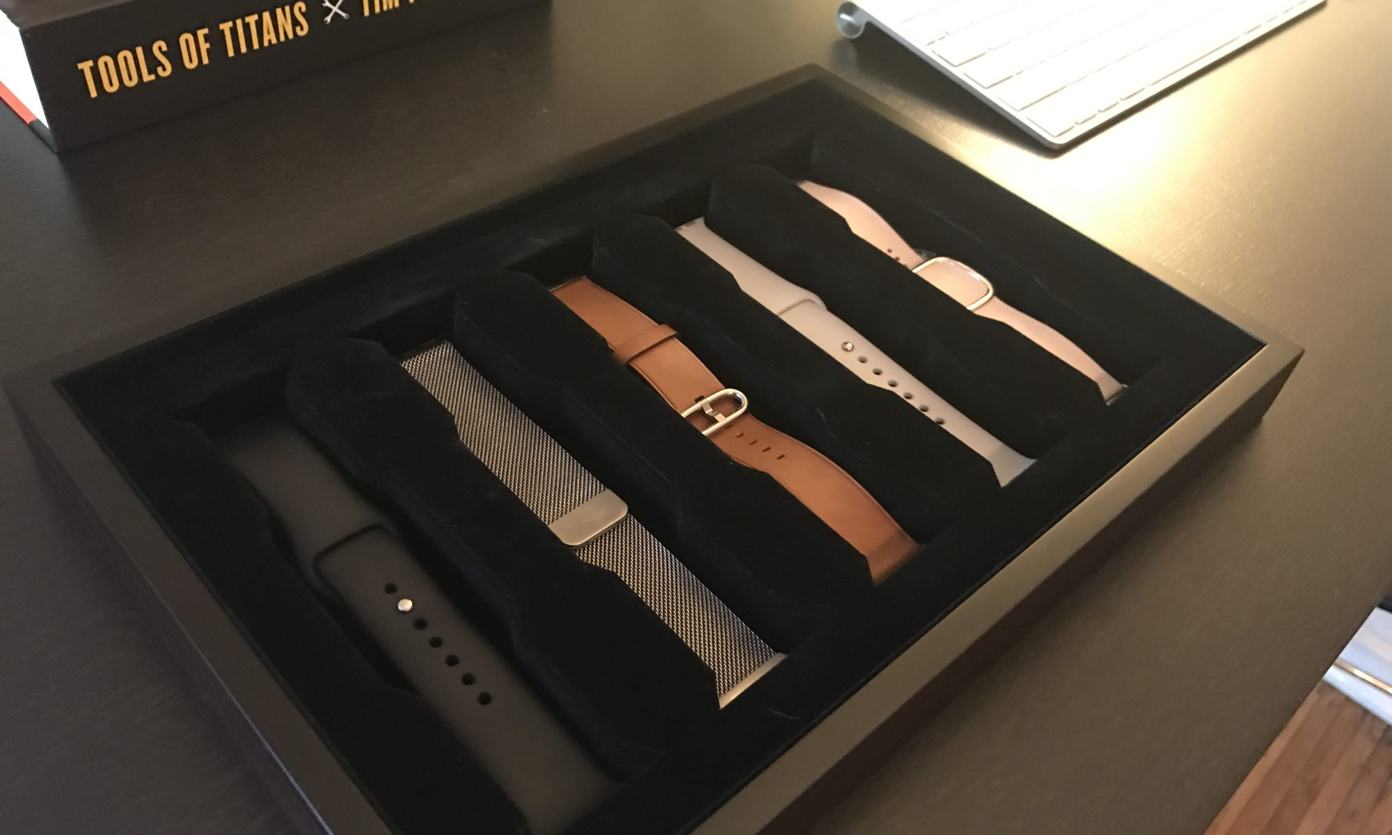 Apple Watch Band Case